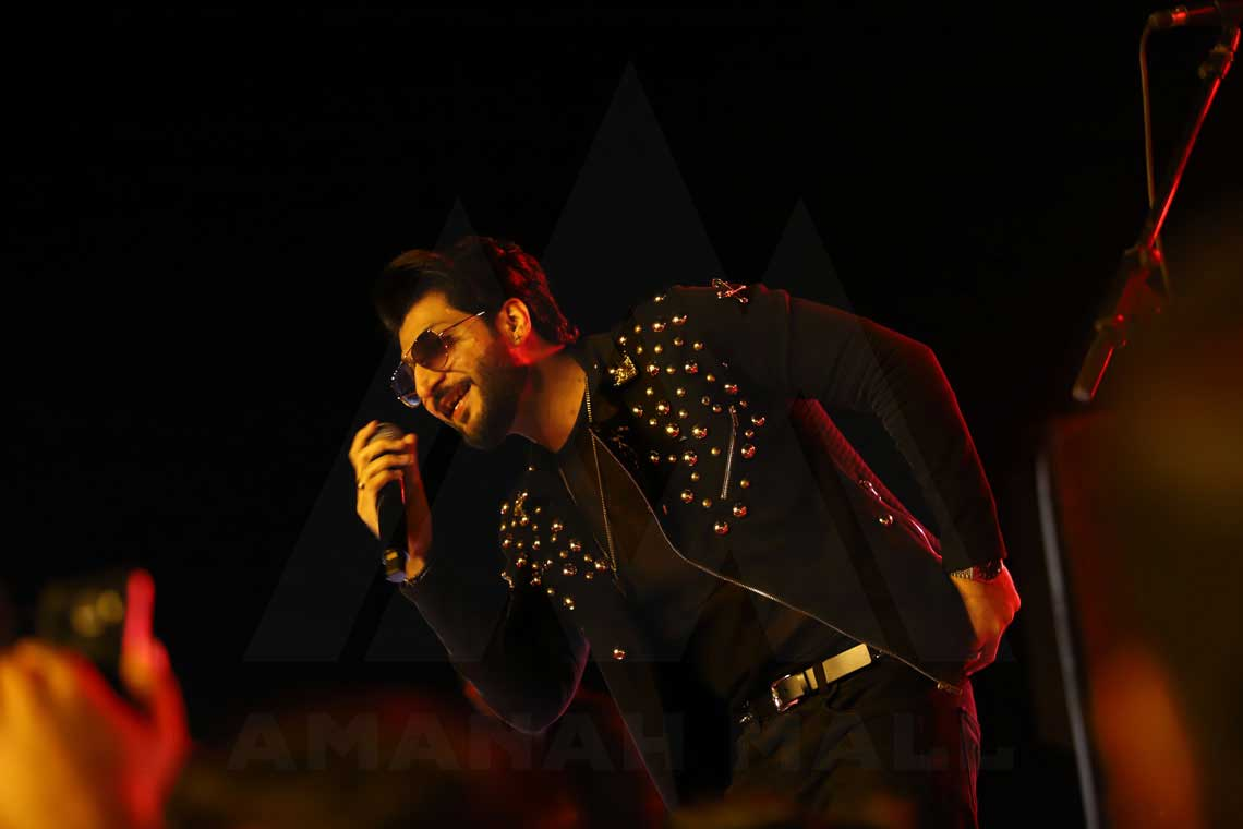 Bilal Saeed Live in Concert at Amanah Mall