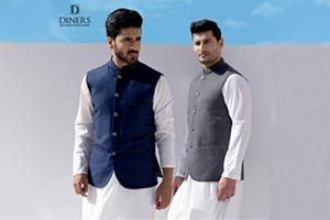 Diners exclusive premium men's suit collection