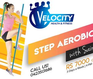 Aerobics Classes For Ladies at Velocity Fitness Club