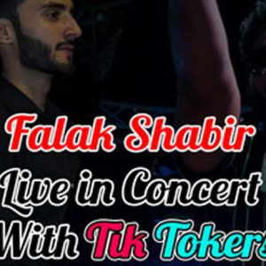 Falak Shabir & Tik Tokers at Amanah Mall