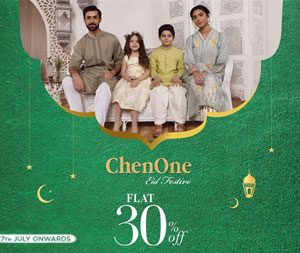 ChenOne Eid Festive Sale at Amanah Mall