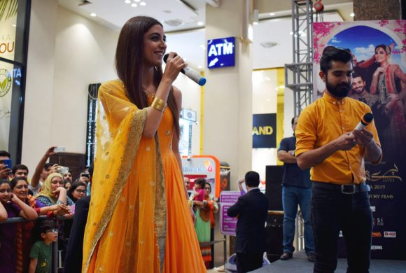 Parey Hut Love Cast Meet & Greet at Amanah Mall