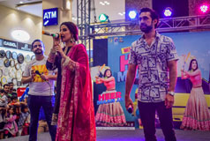 Heer Maan Ja Cast Meet & Greet at Amanah Mall