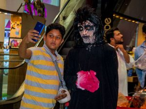 Halloween Event 2019 at Amanah Mall