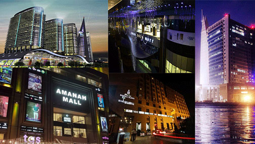 Best Shopping Malls in Pakistan