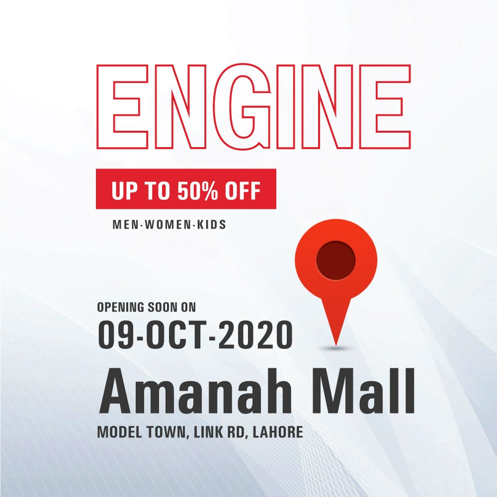 Engine Grand Launch Ceremony at Amanah Mall