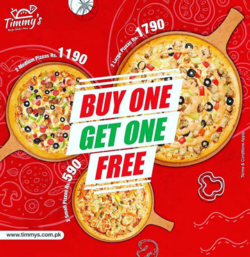 timmys pizza