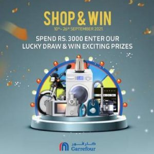 Carrefour Promotion Amanah Mall